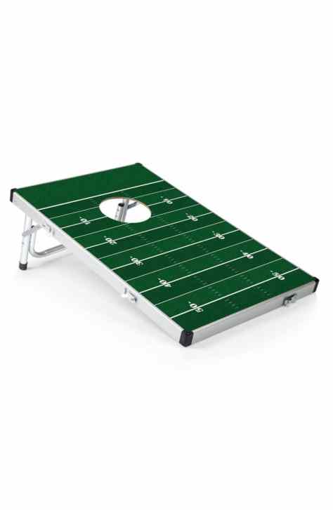Football Bean Bag Toss Game aka Cornhole by Oniva