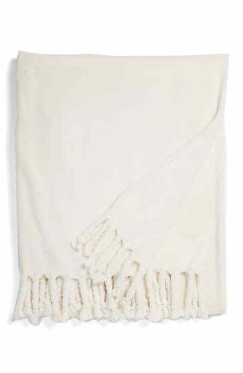 Kennebunk Bliss Plush Throw by Nordstrom at Home