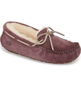 UGG Dakota Water Resistant Slipper in Port