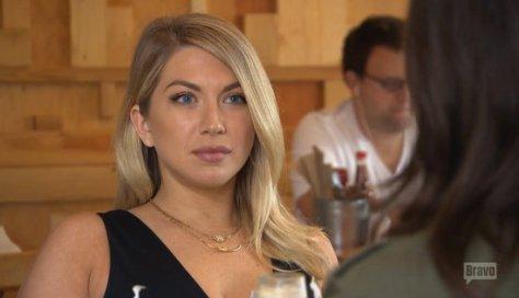 Stassi Schroeder from Vanderpump Rules has perfect brows