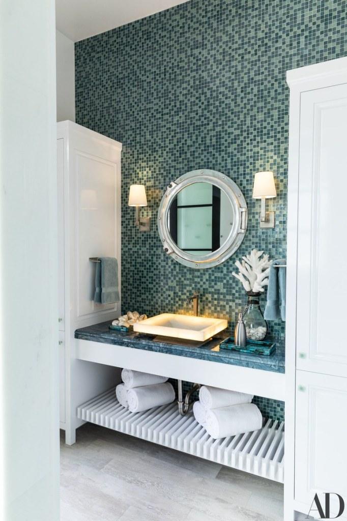 Heather Dubrow's Bathroom