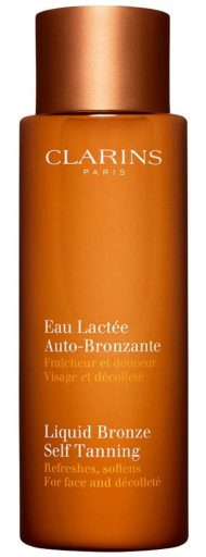 Clarins Liquid Bronze Self Tanner