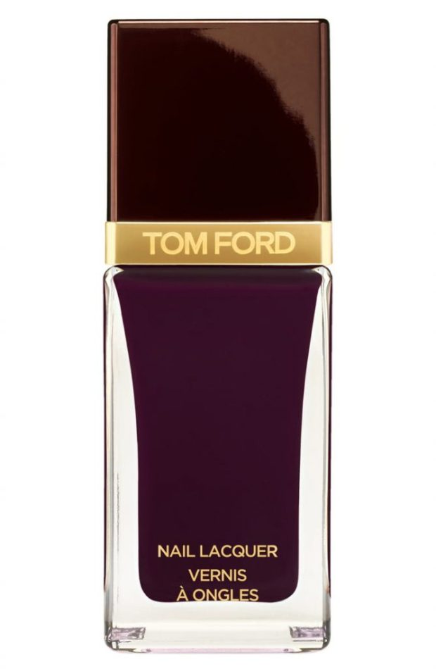Tom Ford Nail Lacquer in Black Cherry