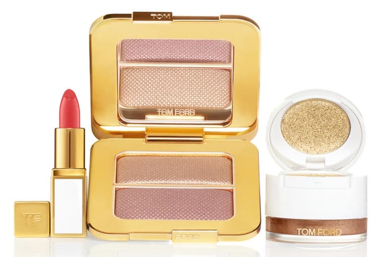 Tom Ford Soleil Eye, Lip & Face Set