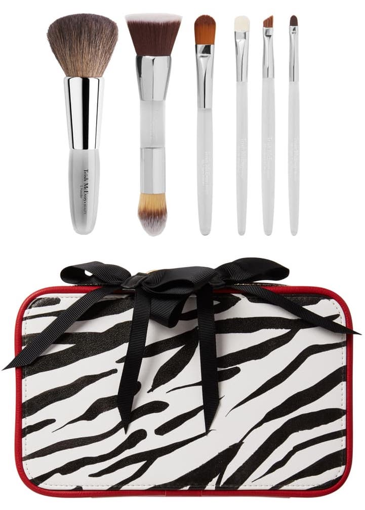 Trish McEvoy The Power of Brushes Brush Collection Love