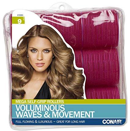 Conair-Mega-Self-Holding-Velcro-Rollers