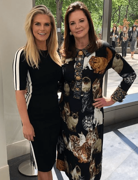 Madison Lecroy and Patricia Altschul from Southern Charm