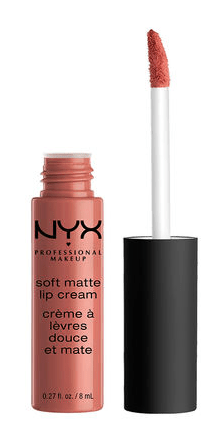 NYX Soft Matte Lip Cream in Cannes