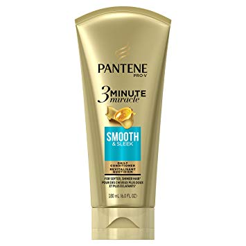Pantene 3 Minute Miracle Smooth and Sleek Daily Conditioner