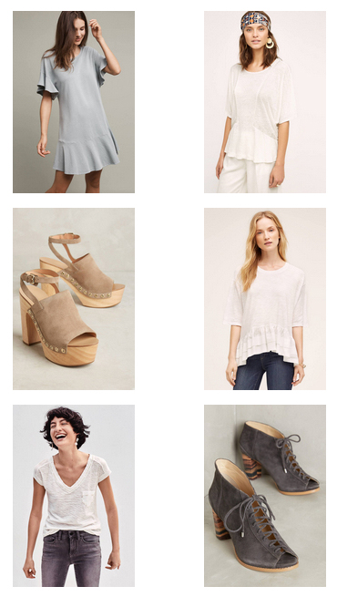 Anthropology Fall Sale, Fall Fashion Finds
