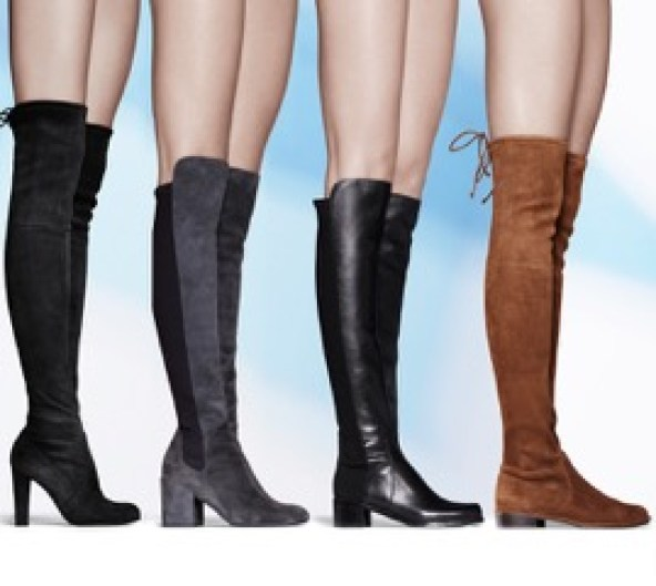 Over the knee boot, Black, Grey, Leather, Brown, Camel, Suede Boot