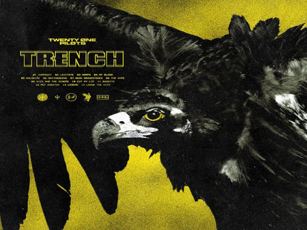 21 Pilots album cover for Trench