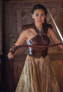 Nymeria Sand of the Dornish Sand Snakes