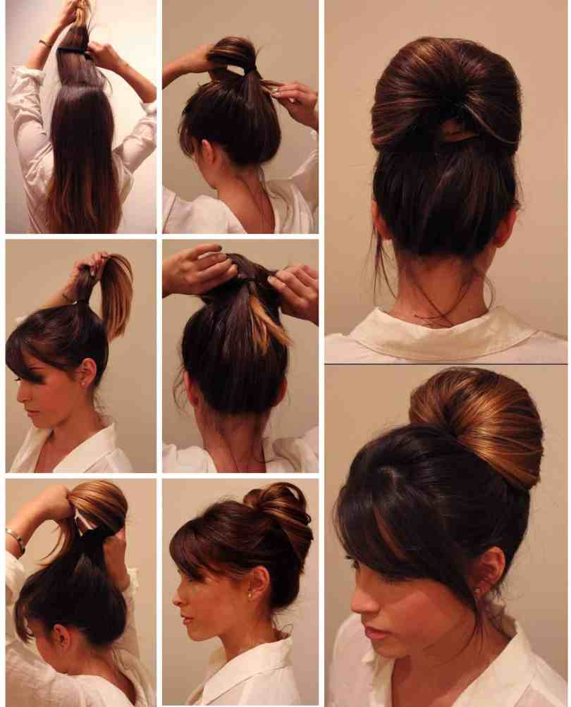 Try Cute Hairstyles To Give You Glamorous Look In 10 Minutes 6