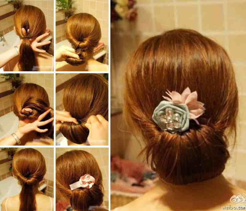 Try Cute Hairstyles To Give You Glamorous Look In 10 Minutes 5