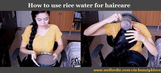 How To Use Rice Water For Smooth Skin And Shiny Hair 1