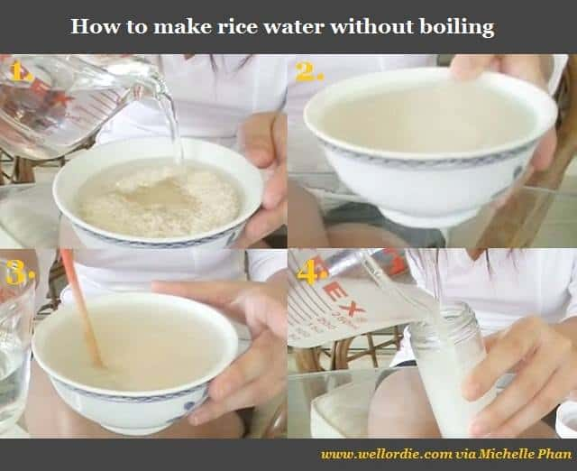 How To Use Rice Water For Smooth Skin And Shiny Hair 2