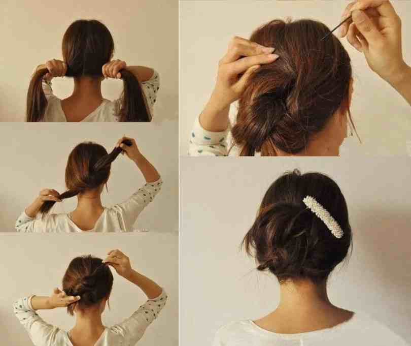 Steal Hearts With These Cute Hairstyles In Under 10 Minutes! 6