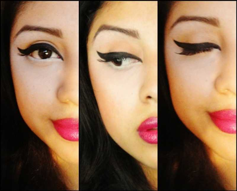12 Chic Eyeliner Tips To Make You Stand Out From The Crowd 9