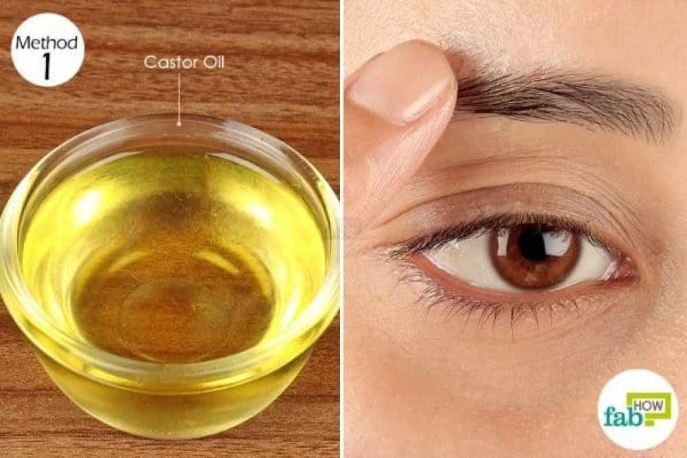 How to grow thicker and attractive eyebrows 1