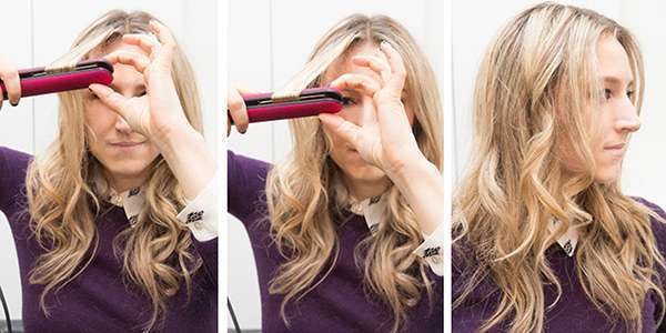 10 ways to curl hair perfectly 9