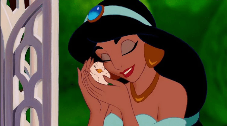 Disney princess as the reflection of zodiac sign 7