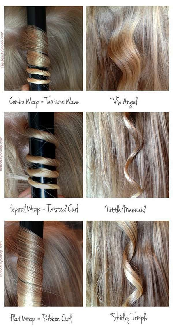 10 ways to curl hair perfectly 11