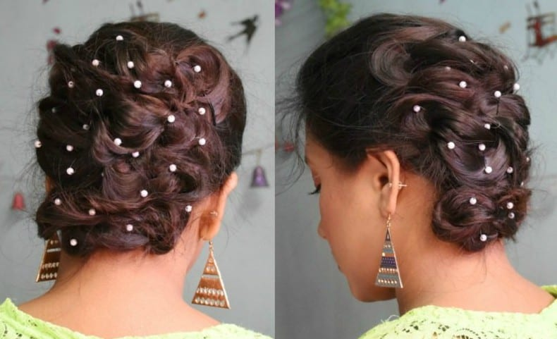 Bridal Hairstyle Ideas For Your Reception