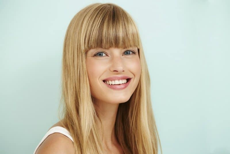 Hairstyles matching with your face 6