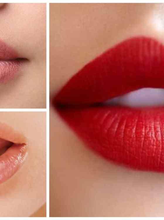 Treat chapped lips