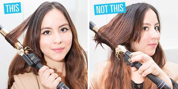 10 ways to curl hair perfectly 7