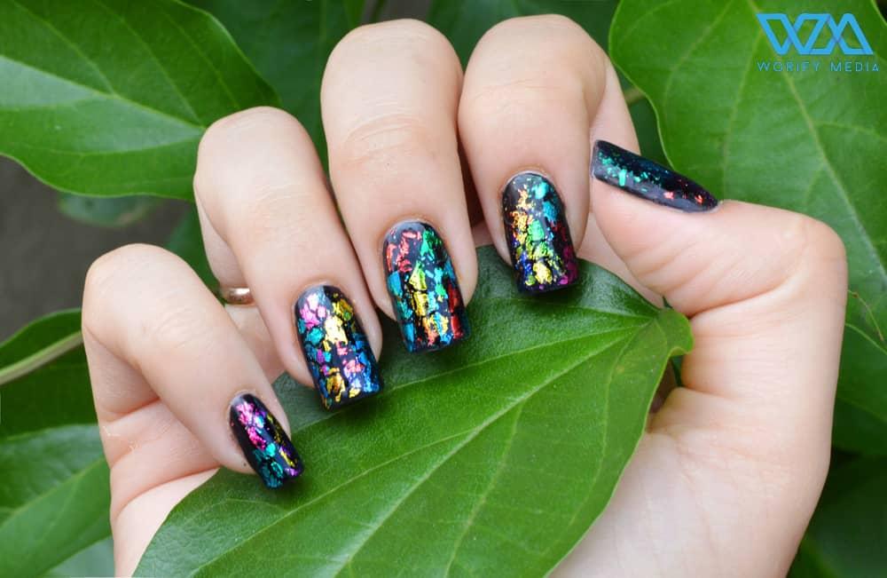 своему назначению художественные ногтей фото девушка