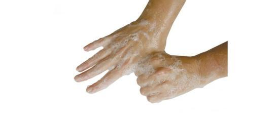 The perfect and healthy manner to wash your hands 5