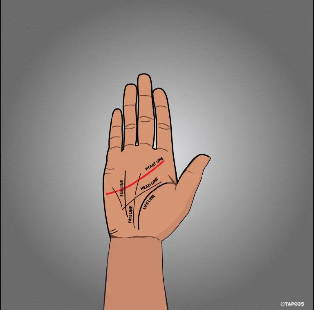 You Have A Pure Heart If You Have These Lines Aligning On Your Palm 2