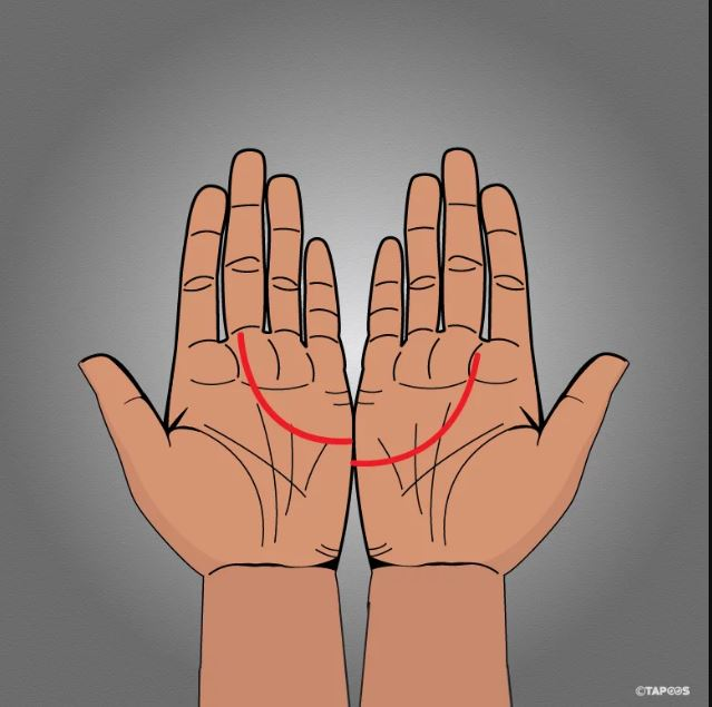 You Have A Pure Heart If You Have These Lines Aligning On Your Palm 3