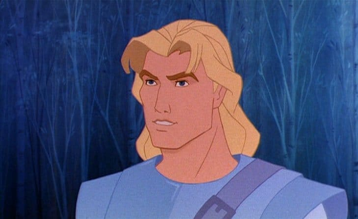 Disney princes can breathe in such illustrations 7