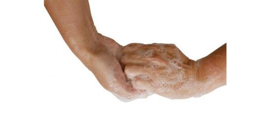 The perfect and healthy manner to wash your hands 4