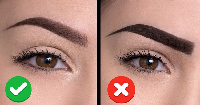 Common Eyebrow Mistakes And Ways To Avoid Them 6