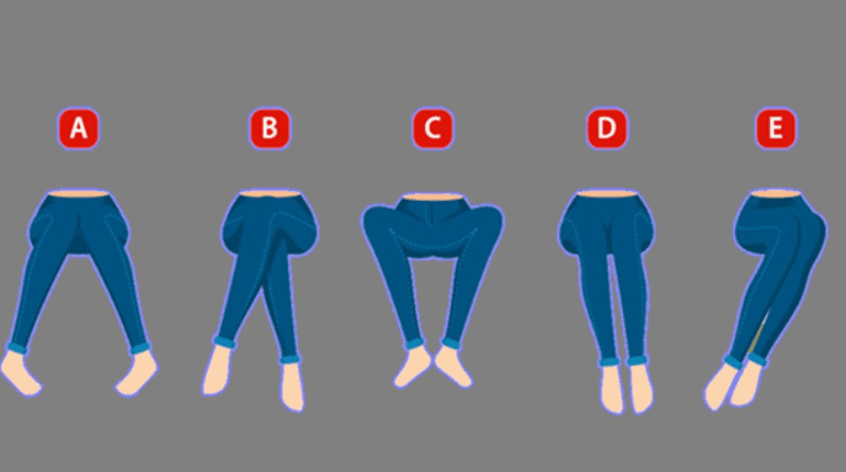 How You Sit Reveals A Lot About Your Personality 2