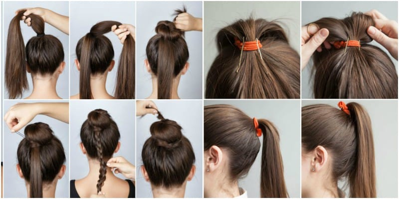 everyday hairstyle college