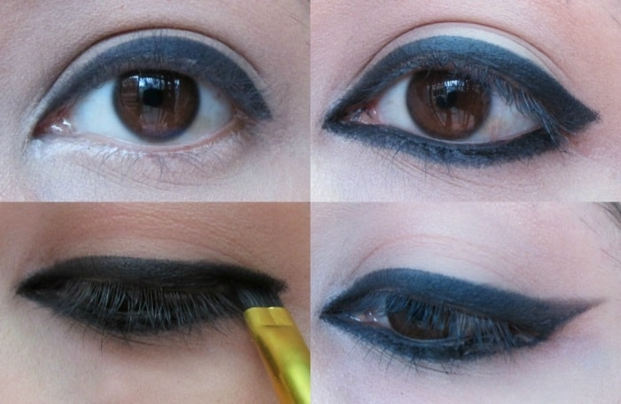 5 Hacks and Tutorials for Perfect Step-by-Step Winged Eyeliner 5