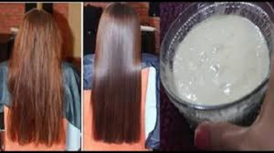 A super easy hair mask in 30 minutes! 2