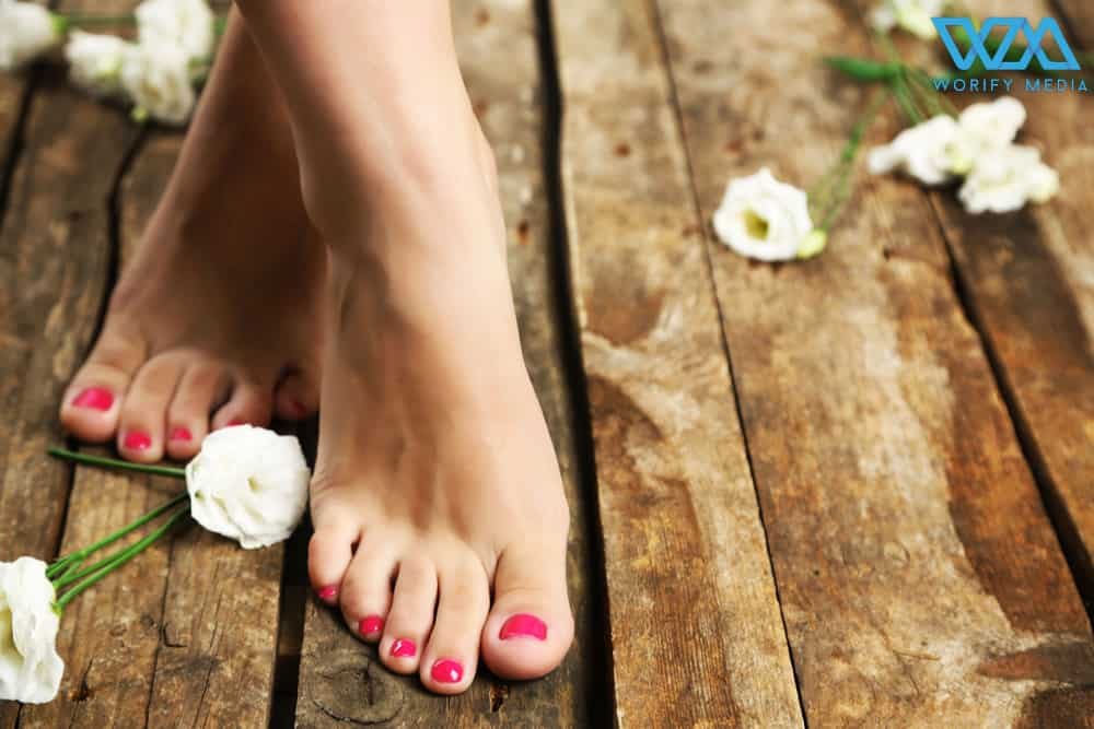 Tips to have amazing feet