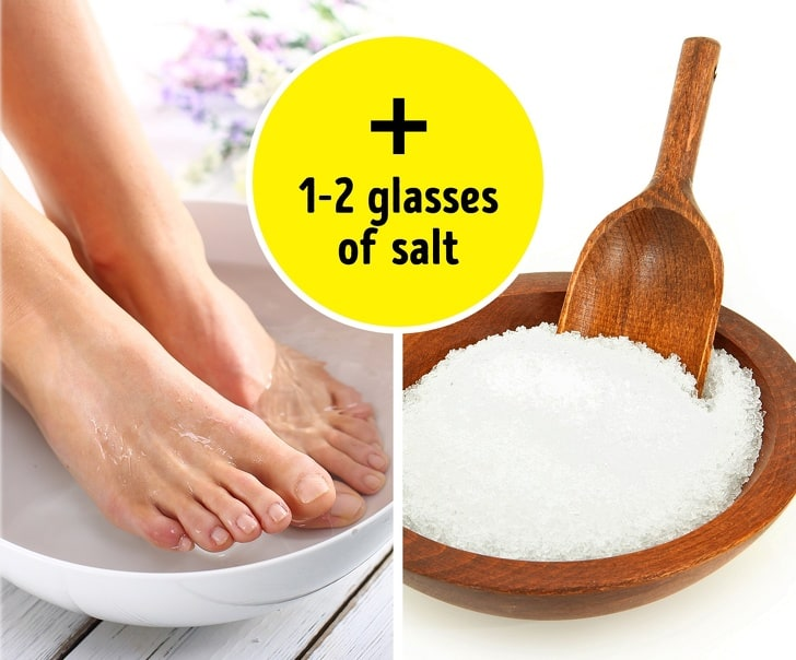 10 remarkable uses of salt you never knew. 8