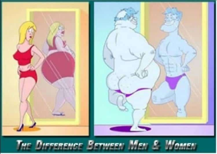 Check Out The Humorous Differences Between Men And Women 5