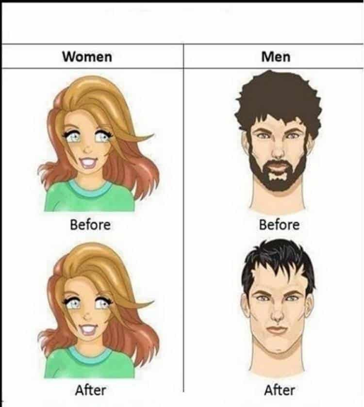 Check Out The Humorous Differences Between Men And Women 6