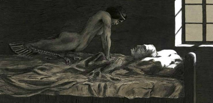 sleep paralysis featured