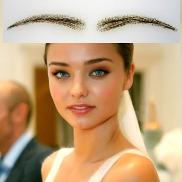 7 Weird Things Your Eyebrows Say About Your Personality 3