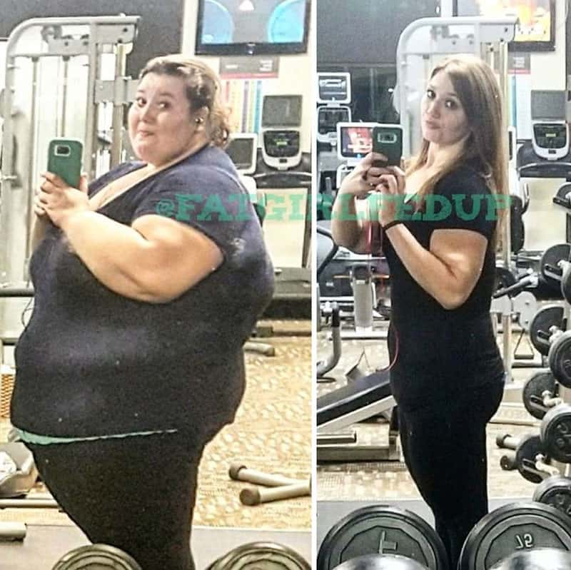 The spectacular transformation of a lady weighing 500 lbs- look at the recreational photos yourself! 17