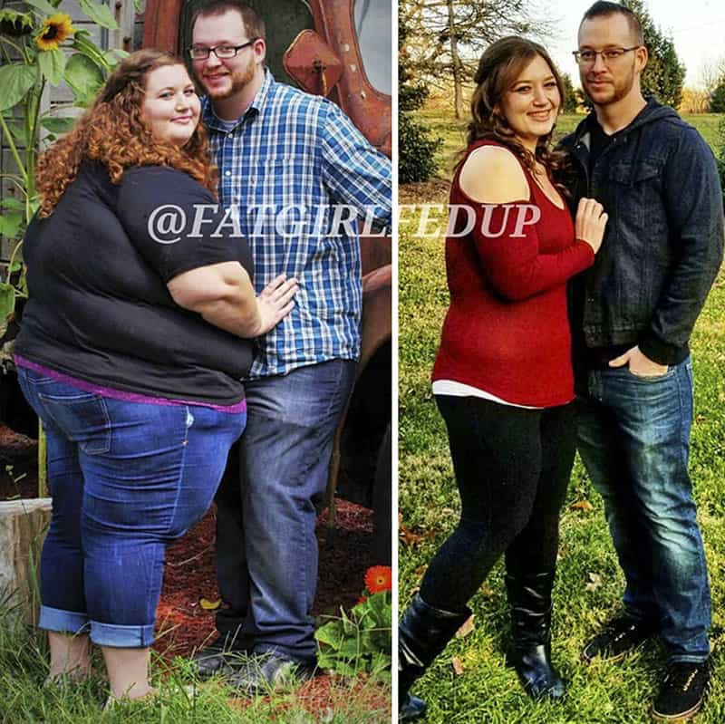 The spectacular transformation of a lady weighing 500 lbs- look at the recreational photos yourself! 16